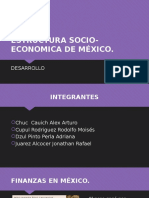 Estructura Socio-economica de México