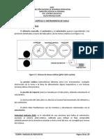 Instrumentos sistema Motopropulsor y de Vuelo
