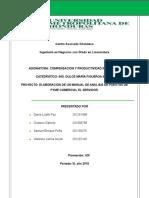 Manual de Puestos de PYME Comercial El Servidor