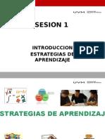 Sesion 1 Estrategias de Aprendizaje 9 de Feb 2016
