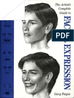 The Artist's Complete Guide to Face Expression - Gary Faigin