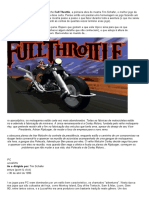»»» FULL THROTTLE - Super tópico recheado de informações + guia ilustrado completo, de todo o jogo! - Fórum UOL Jogos