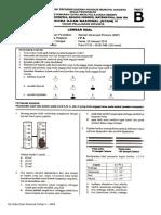 UCUN IPA 2 DKI 2015-2016 Paket B