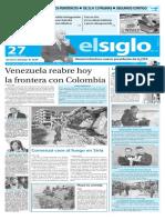 Edicion Impresa El Siglo 27-02-16