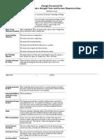 cbt design-document carew mod 5