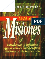 Macedo Manual de Misiones