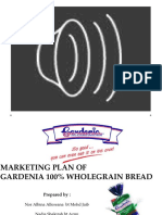 Gardenia Marketing Plan