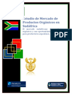 Informe ORGANICOS SUDAFRICA