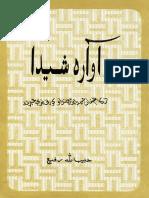 Awara Shaida, pashto book