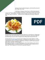Bánh Tráng Trộn Sài Gòn Behance
