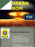 Trauma Ledakan
