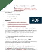 Comment mettre en œuvre une démarche qualité dans une PME.docx