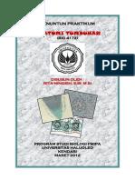 75198penuntun Praktikum Anatomi Fisiologi Tumbuhan Dan Format Laporannya