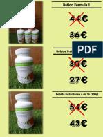 Catálogo Herbalife 2015