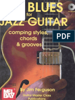 Jim Ferguson- All Blues for Jazz Guitar Comping Styles, Chords & Grooves (1997)