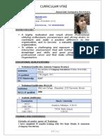 Professional Resume Format (39)