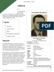Constantin Dăscălescu - Biografie