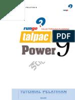 Runge Software Tutorial Talpac