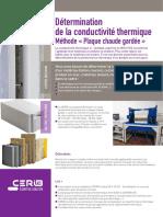 Dp 116 Determination Conductivite Thermique Plaque Chaude Gardee (1)