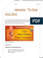 Swami Vivekananda - The Great Hindu Monk_ Practical Hints on Practising Brahmacharya.pdf