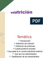 exposicion nutricion