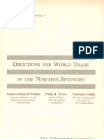 04 - Directions for World Trade in the Nineteen-Seventies (1974)