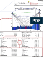 Path Performance Calculation
