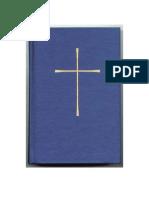 Libro de Oracion Comun