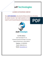 Bank form filling work- Josoft Technolgoies