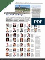 SWZ - Flughafenumfrage unter Abgeordneten