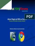 Ativar Plugin do FDM no Chrome