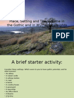 place and setting in wuthering heights - for weebly
