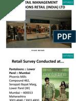 Retail Pantaloon