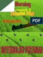 Bioteknologi Pertanian