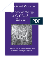 """The Book of Pontiffs of the Church of Ravenna"" (2004"