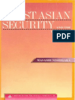 30 - East Asian Security and the Trilateral Countries (1985)
