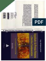 Ingo Wolfgang Sarlet - Dignidade Da Pessoa Humana e Direitos Fundamentais Na Constituição Federal de 1988-2