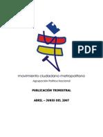 Análisis sobre la opinión pública vs las coorporaciones en México