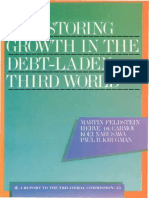 33 - Restoring Growth in the Debt-Laden Third World (1987)