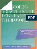 33 - Restoring Growth in the Debt-Laden Third World (1987)