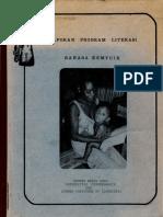 Laporan Program Literasi