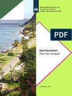 Plan Van Aanpak St. Eustatius Sept 2015
