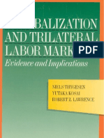 49 - Globalization and Trilateral Labor Markets - Evidence and Implications (1996)