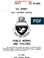 1960 US Army Vietnam War Public Works 109p