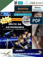 Satélite informativo - jornal 6ª edição