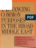 52 - Advancing Common Purposes in the Broad Middle East (1998)