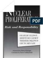60 - Nuclear Proliferation - Risk and Responsibility (2006)