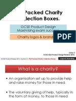 charity logos and branding