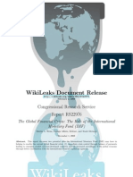 CRS - RS22976 - Global Financial Crisis