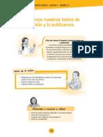 Documentos Primaria Sesiones Unidad05 QuintoGrado Integrados 5G U5 Sesion12